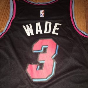 Brand New🧨D. WADE🔥Miami💥Heat Jersey